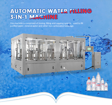 Good quality drinking water treatment and bottling plants equipment