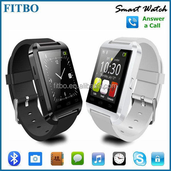 Hot- Customized Vibration alert smart watch wifi oem for Samsung S6 Edge
