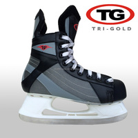 New design ice skating shoes for hockey player China hockey equipment