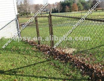 galvanized chain link fence extensions