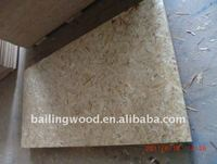 9mm/12mm/15mm/18mm OSB2 wih poplar chips and MR glue