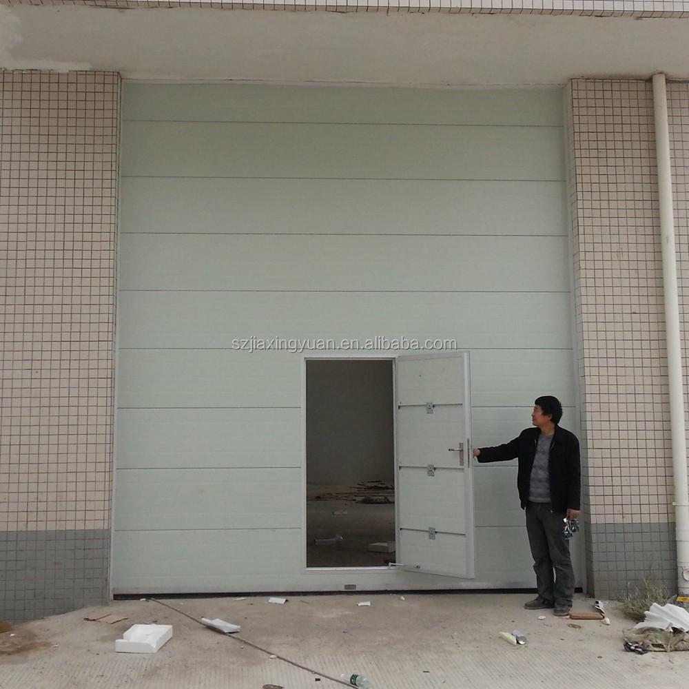 industrie sektionaltor automatische garagentore mit schlupft r t r produkt id 60147319391 german. Black Bedroom Furniture Sets. Home Design Ideas