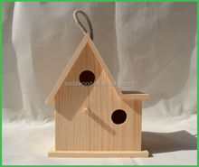 Hot selling Wooden House for birds