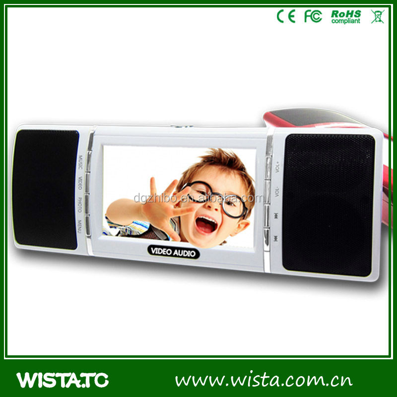 Good Quality 4.3 Inch Touch Screen Mp4 Player