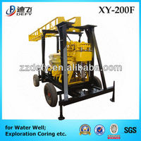 rotary foundation drilling equipment--XY-200F