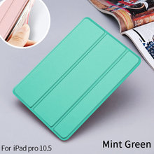 Soft Edge Genuine Real 100% Leather Case China Factory Hot Selling Leather Case For ipad Pro 10.5
