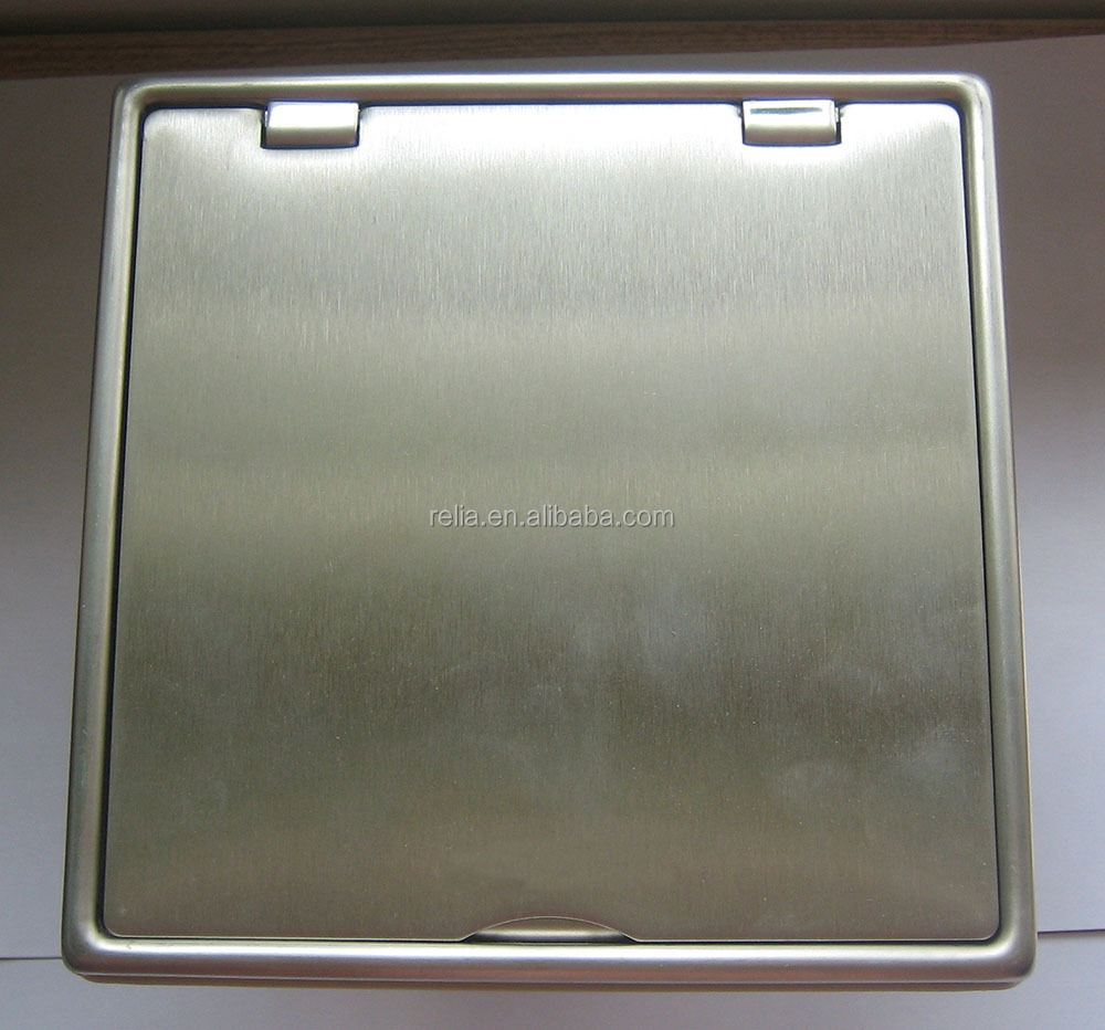 Stainless Steel Bathroom Floor Drain Cover