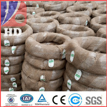 Low price soft GI binding wire / 18G 20G 22G electro galvanized wire