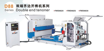 FMD8825 double end tenoner machine