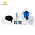 OEM and ODM high secure SIA alarm system with AES-128 encryption of data support