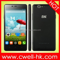 "THL 4400 5.0""inch 1280*720 IPS Screen MTK6582M Quad Core 1GB RAM+4GB ROM 4400Mah 3G WCDMA Cellphone Smartphone Double Cameras"