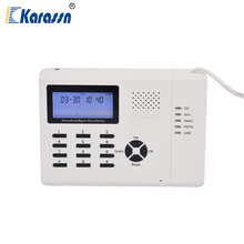 GSM SIM Card Control Panel Wireless Digital Home Security Alarm System