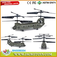 rc helicopter 3ch military helicopter model