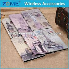 New PU Leather Phone Case Cover Wallet Card Holder Pouch Flip for ipad MINI 1