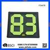manual waterproof sport score board, basketball score board FD687-2