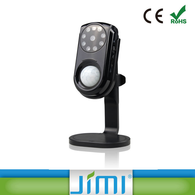 JIMI GSM SMS Alarm & Wireless GSM Video SMS Camera Alarm With Two Way Communication Feature GM01