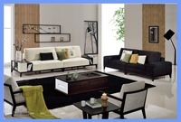 factory direct sale HD pictures of wooden sofa design
