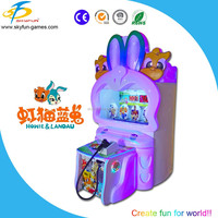 china coin operated simulator machine/ Crazy indoor shooting