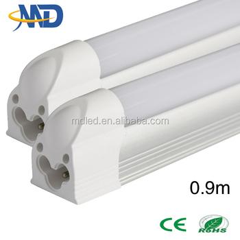 Wholesale 12w T5 led tube light 90-277V t5 light fixtures ceiling ...