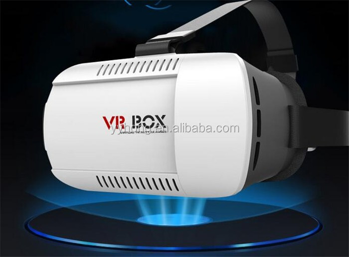 "2016 Most Popular VR BOX 3D Glasses Support 3.5"" - 6.0"" Smartphones vr box"