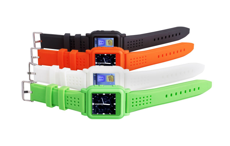 2014 hot selling 8GB Student Watch MP4 Player with Ebook