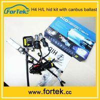 luces para carros Hid xenon H4-3 H/L kit with regular canbus ballast 12V35W/55W China factory price,Large stock