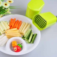 strong after-sales service Promotion custom french fries chopper chips cutter