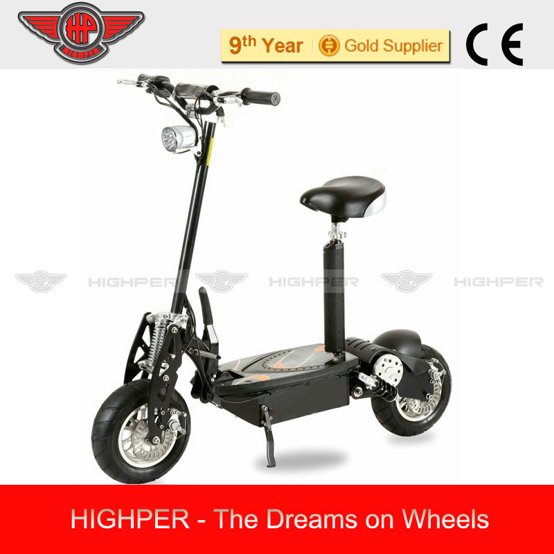 2013 New Model Electric Adult Scooter 1000W 48V