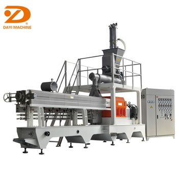 Dayi Full Automatic Artificial Rice Making Machine Nutritional Rice Instant Rice Production Line