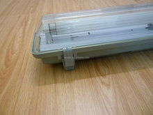 IP65 emergency fluorescent light with 600mm fluorescent tube for T8 18w