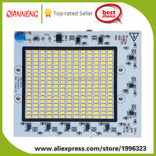 100w aluminum pcb board driverless led module ac220v input directly for street light