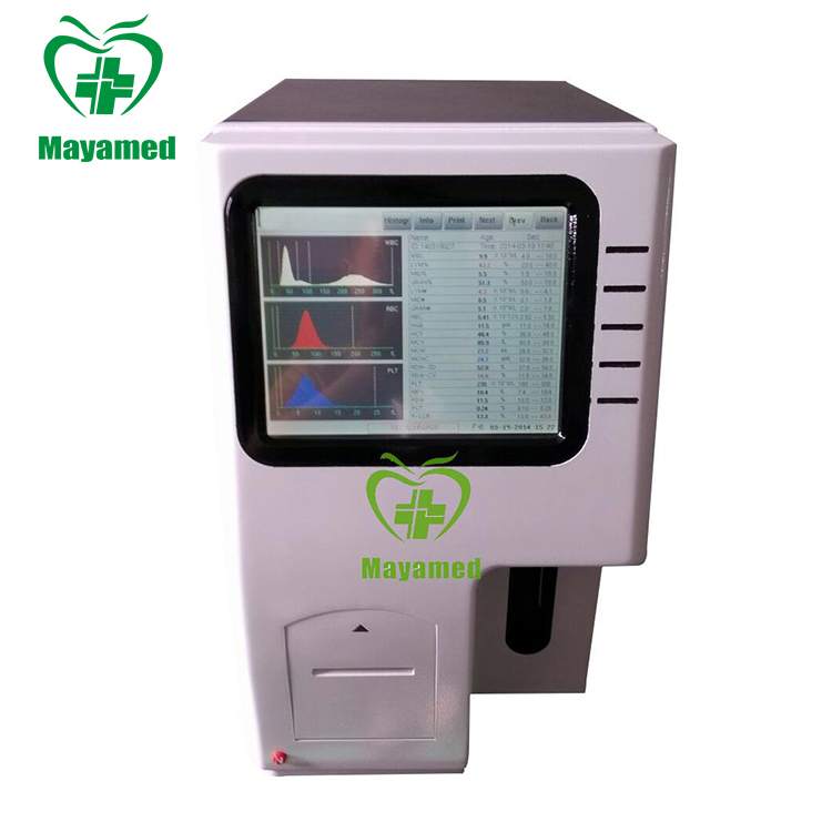High efficient MY-B002B Lab/Laboratory equipment <strong>Auto</strong>/Automated Hematology Analyzer with factory price