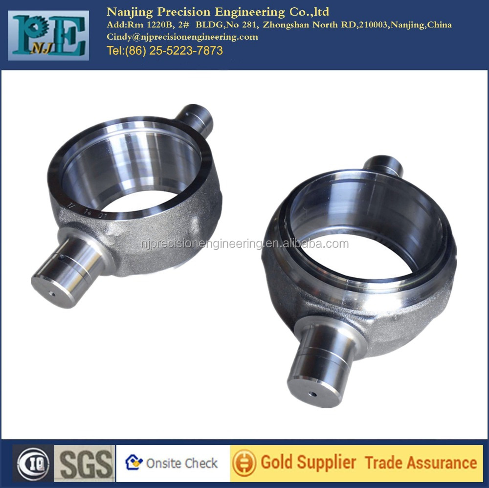 OEM high precision forging cnc machining customized stainless steel auto parts