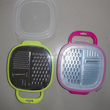 Peeler Cheese Grater With Container Set Carrot Vegetable Potato Apple Julienne Peeler Slicer Zester Graters & Peelers Kitchen Ga