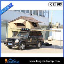 4x4 ground roof rack tent for Toyota