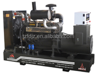200KVA diesel generator open frame construction use by Deutz engine