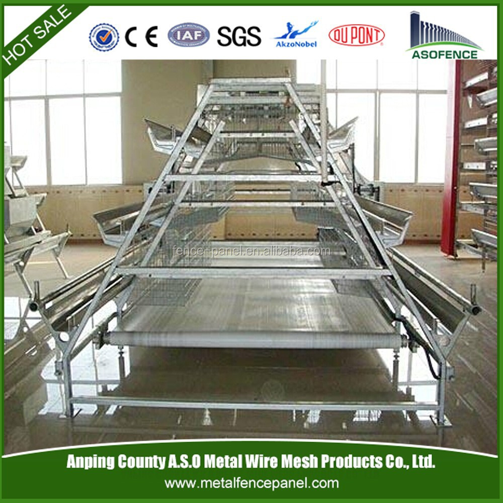 China wholesale design layer chicken cages for kenya poultry farm