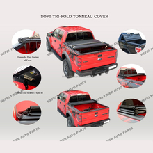 3 year warranty cover accessory 4x4 pickup trucks for Toyota Tacoma 6' Bed 05-11