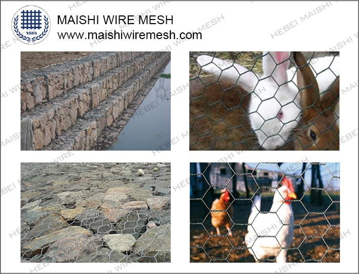 before electro galvanized chicken mesh