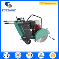 TOBEMAC Q520 portable concrete cutter with big blade
