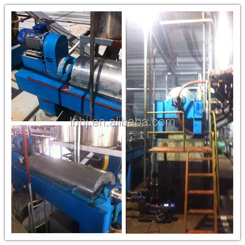 sludge dewatering decanter centrifuge machinery