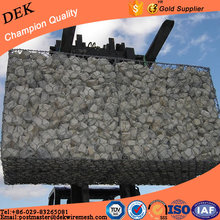 Gabion Box Wire Cage Rock Wall