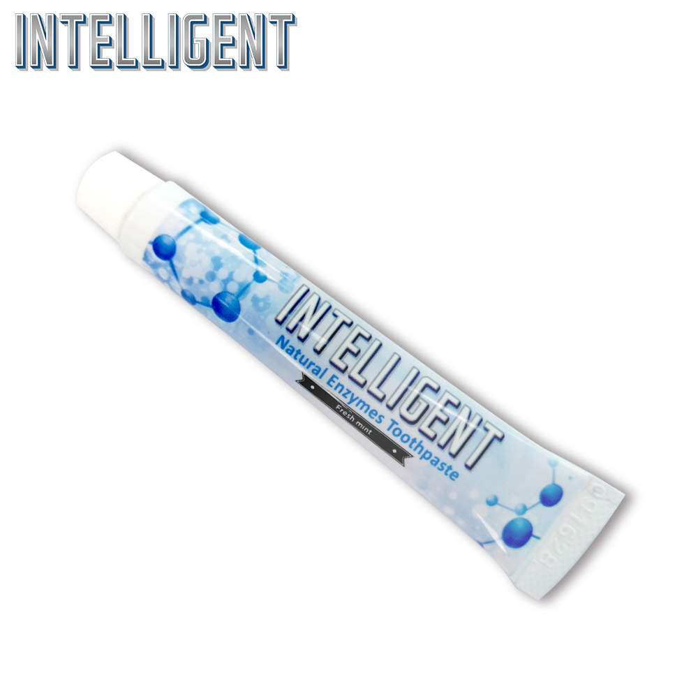 INTELLIGENT mint flavored dental toothpaste product companies