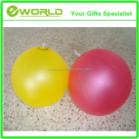 6P Free PVC Translucent Beach Ball Frosted Beach Ball
