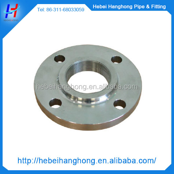 ansi class 125 galvanized lapped flange and fittings dimensions for Natural gas,Coal gas,Water power