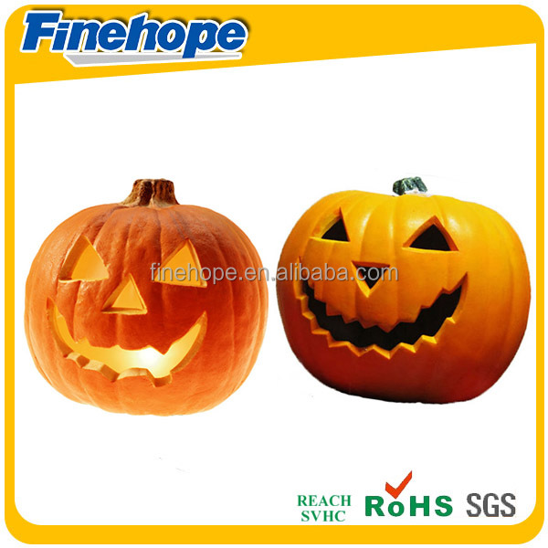 halloween decorative pumpkin light artificial pumpkins to decorate