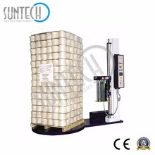 SUNTECH Supplier Shrink Wrap Machine For Pallets Stretch Wrapping Equipment
