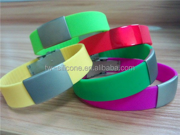High quality engrave ally express wholesale silicone bracelet