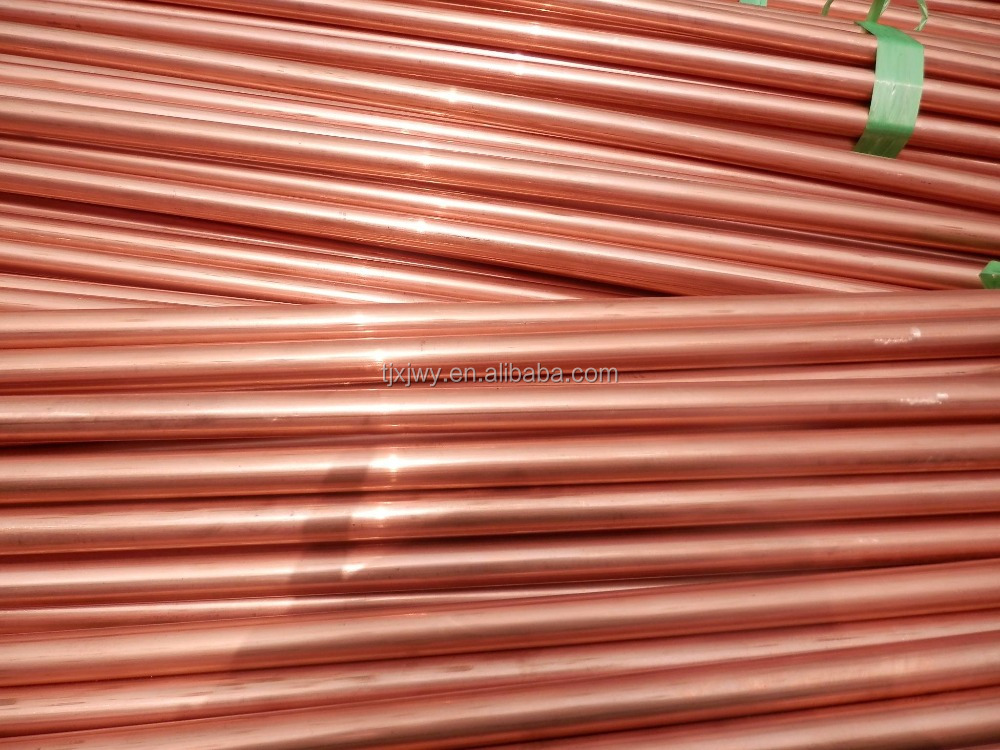 UNS C12200 ASTM B306 Seamless Copper Tube for sanitary Drainage,Waste And Vent Piping