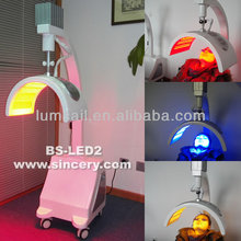 2014 China Top 10 multifunction beauty equipment PDT led treatment/phototherapy lamp